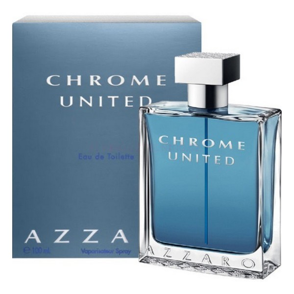 Azzaro Chrome United